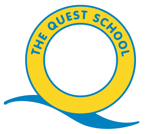 Quest School logo
